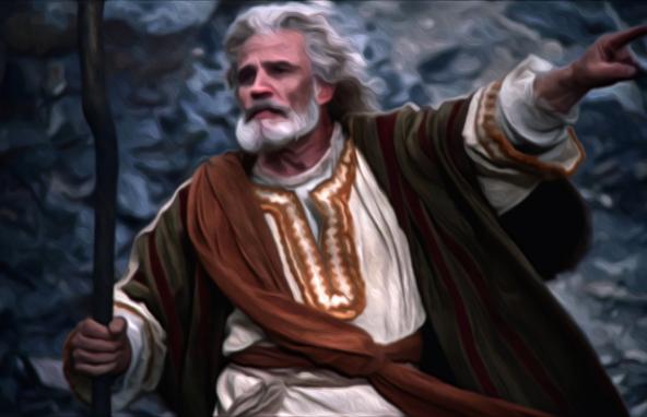 Moses-I am a son of God