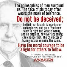 quote-do not be deceived