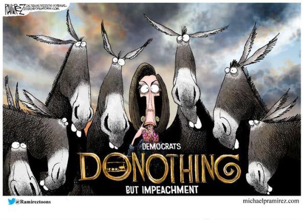 cartoon do nothing congress