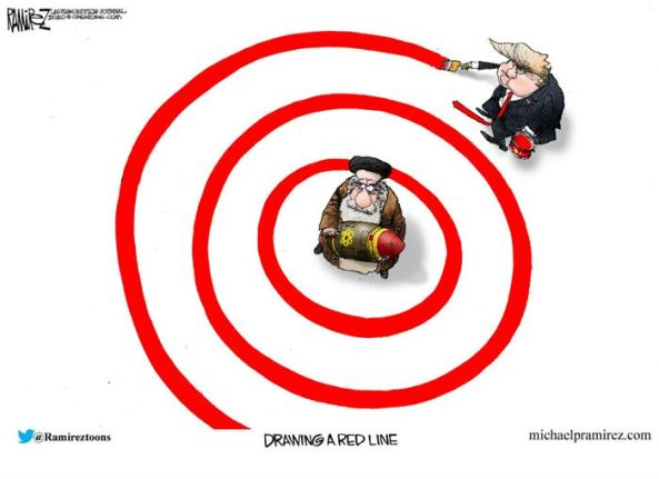 cartoon-red line