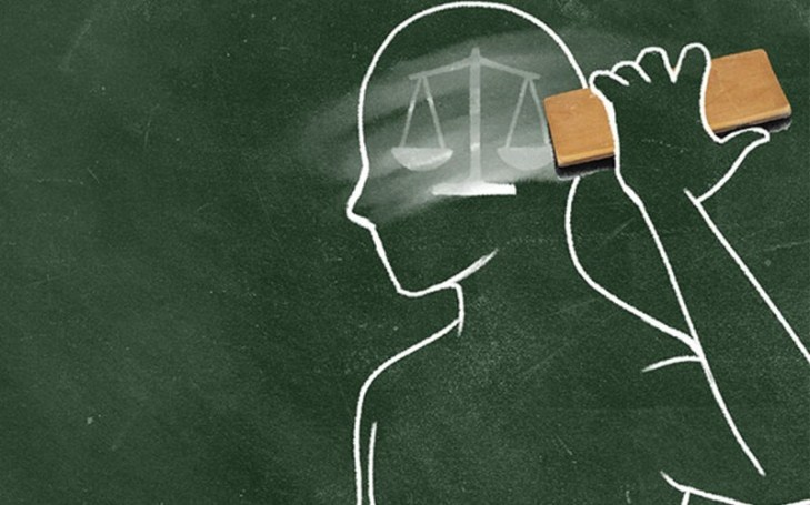 erasing moral law