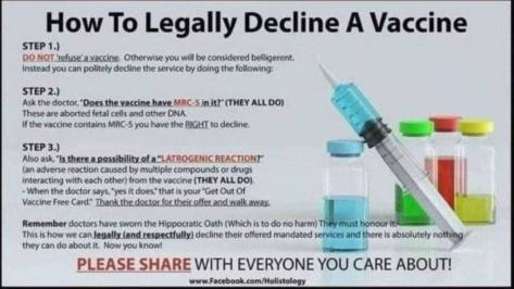 Abuse of Power exposed: Mainstream Media Cover Up of Death Count, Covid Vaccine Avoid-vaccine